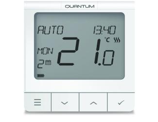 Salus týdenní programovatelný termostat WQ610