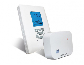 Salus bezdrátový programovatelný termostat T105RF