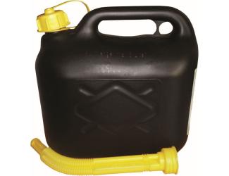 Kanystr na benzín 10 l plast