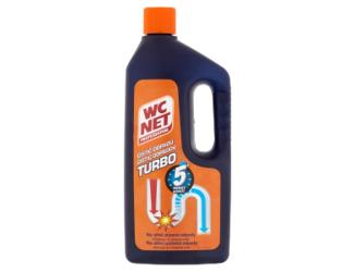 WC NET čistič odpadů 1l Turbo