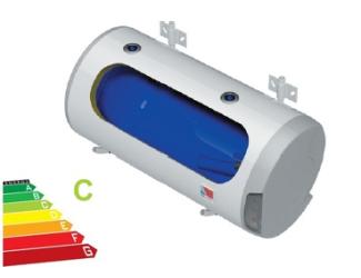 DRAŽICE OKCV 125 P 2kW ohřívač vody kombinovaný vodorovný