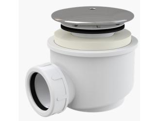 ALCA PLAST A47CR 60 vaničkový sifon 60 mm chrom