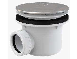 ALCA PLAST A49K vaničkový sifon 90 mm chrom