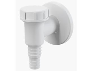 ALCA PLAST APS2 pračkový sifon venkovní bílý