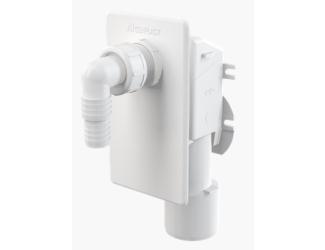 ALCA PLAST APS4 pračkový sifon podomítkový bílý