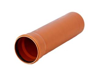 OSMA KGEM kanalizační trubka SN4 110x500 mm 220000
