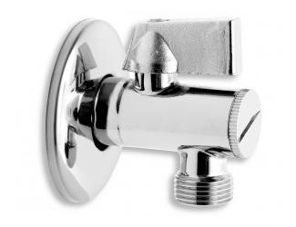 """NOVASERVIS Rohový ventil 1/2""""x3/8"""" s filtrem"""