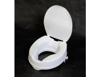 SAPHO WC sedátko zvýšené 10cm, bez madel