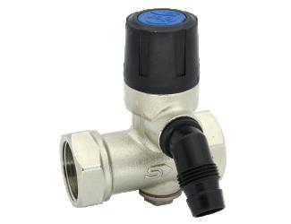 """Pojistný ventil k bojleru 1/2"""" TE-2848"""
