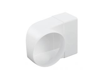 HACO Přechodový kus koleno CKZ 100/110x55