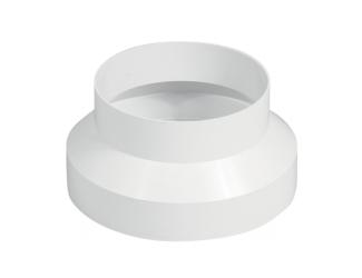 HACO Redukce plastová RP 100/125