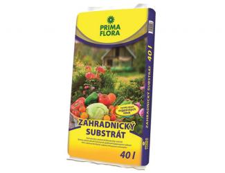 Zahradnický substrát 40 L